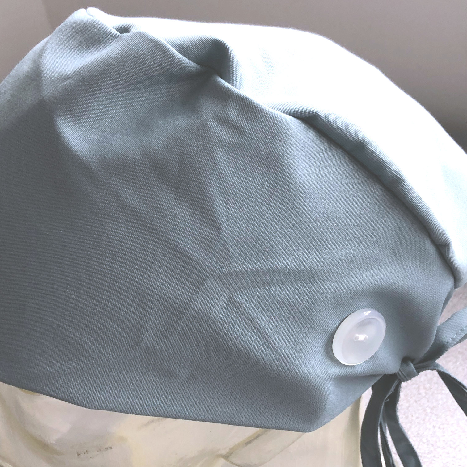 OR - SURGICAL CAP - TIE BACK
