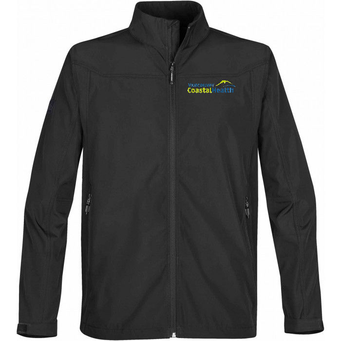 Stormtech® Men's Endurance Bonded Softshell Jacket