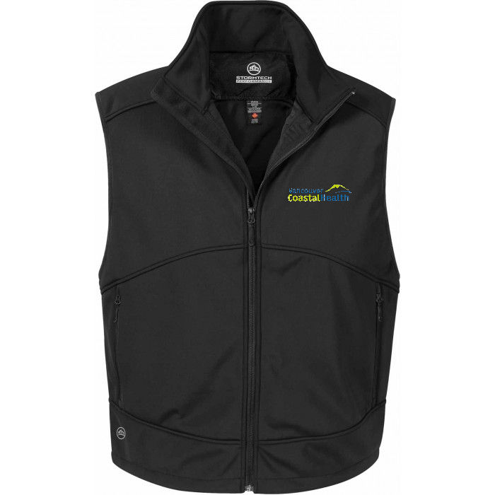 Stormtech® Men's Bonded Fleece Vest