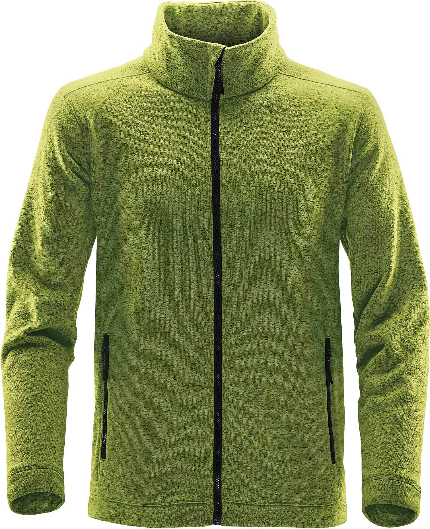 Stormtech® Men's Tundra Sweater Fleece Jacket